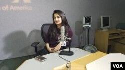 ارین شاہد، پروگرام ہر دم رواں ہے زندگی کے لیے انٹرویو کے دوران، فروری 2018
