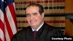 Ông Antonin Scalia được Tổng thống Ronald Reagan bổ nhiệm vào năm 1986.