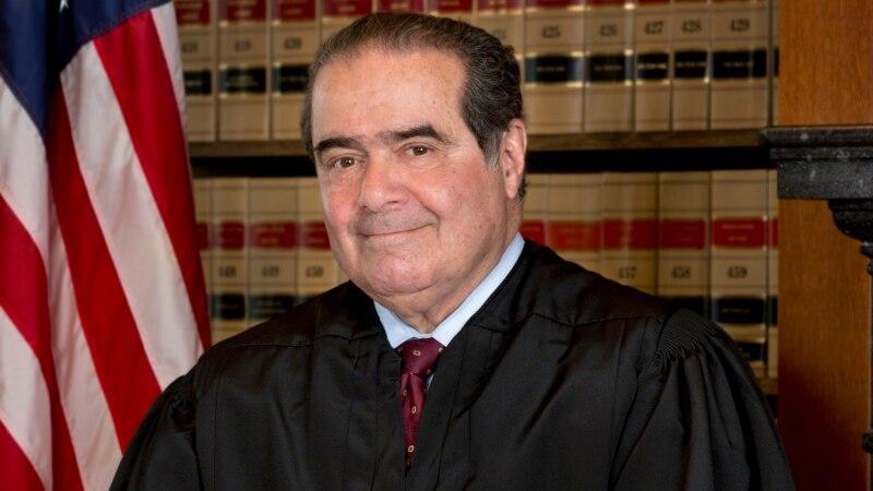 US Supreme Court Justice Antonin Scalia Dies