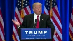 Trump Unleashes Broadside Against Clinton to Try to Ease GOP Doubts