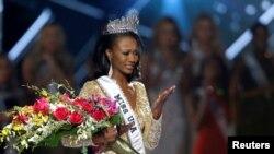 Hoa hậu Mỹ 2016 Deshauna Barber.