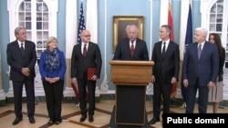 Ceremonija u Stejt dipartmentu povodom zvaničnog ulaska Crne Gore u NATO
