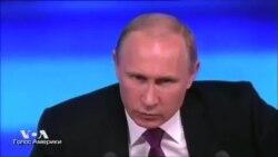 Путин уверил россиян в неизбежности экономического подъема
