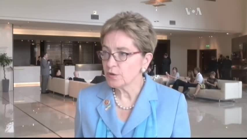 Конгресмен Марсі Карптур побачила в Україні початок змін на краще