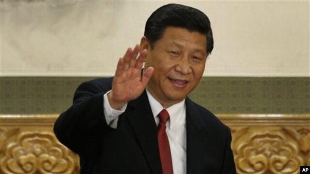 Ông Tập Cận Bình đã chính thức nắm quyền lãnh đạo đảng Cộng sản Trung Quốc hôm thứ 5 (15/11/2012) sau khi được chọn làm Tổng bí thư và Chủ tịch Ủy ban Quân sự Trung ương