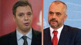 Kryeministrat Vuçiç dhe Rama komentojnë për vizitën e ardhshme