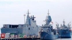 Điểm tin ngày 22/9/2021 - Đội tàu chiến Úc cập cảng Cam Ranh