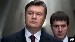 Виктор Янукович (архивное фото)