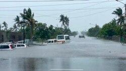 Ciclone Eloise deixa quatro mortos e 12 feridos em Moçambique - 2:40