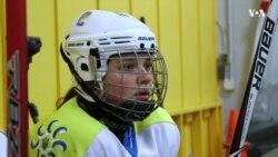 Як американки допомагають розвивати жіночий хокей в Україні. Відео