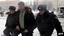 Hapšenje Borisa Nemcova