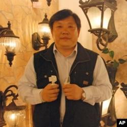 中山台商协会秘书长叶律松