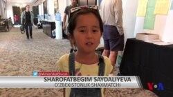 Samarqandlik shaxmatchi bolalar AQSh turnirlarida