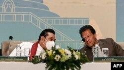 دورے کے دوران پاکستان اور سری لنکا نے مختلف معاہدوں پر بھی اتفاق کیا ہے۔