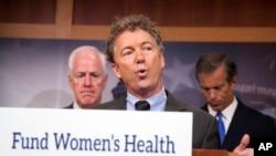 Republicanos cortan fondos a ONG que provee servicios de salud reproductiva