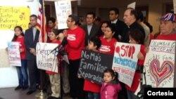 La marcha por la reforma migratoria espera congregar a miles de personas en la capital de EE.UU. este miércoles 10 de abril.