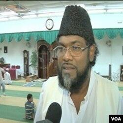 Shaikh Shafayet Mohamed, imam