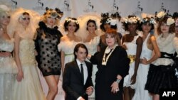 Couture Fashion Week New York: в фокусе русско-американские модельеры