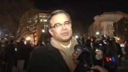واشنگٹن میں سانحہ ِپشاور کی یاد میں مظاہرہ