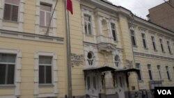 加拿大駐莫斯科大使館