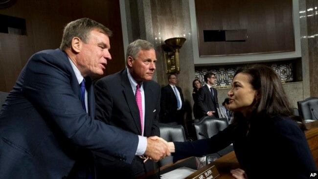 美参议员:莫斯科的网络能力已经接近美国