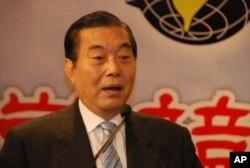 台灣對外貿易發展協會董事長王志剛