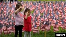 Nước Mỹ kỷ niệm ngày Chiến sĩ Trận vong
