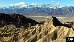 Parqet kombëtare të Kalifonisë Lugina e Vdekjes dhe Pema Xhashua