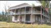 Home of Last Comanche Chief Close to Ruins
