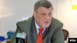 Jan Kubis, UN Envoy to Afghanistan