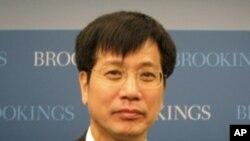 俞可平曾经撰文《民主是个好东西》