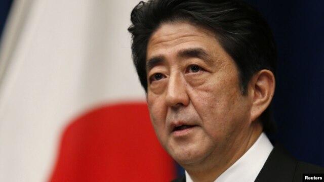Tân thủ tướng Nhật Shinzo Abe