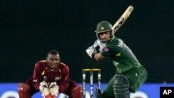 پاکستان نے ویسٹ انڈیز کے خلاف پہلا ایک روز کرکٹ میچ جیت لیا