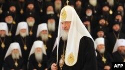 Pemimpin Gereja Ortodoks Rusia, Patriark Kiril (foto: dok).