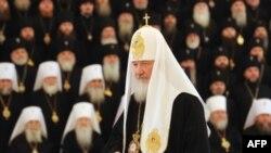 Rus Pravoslav cherkovi patriarxi Kiril
