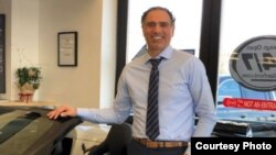 Car salesman Ali Reda sold 1,530 new vehicles in Michigan last year, about 130 a month, breaking a record set in 1973.