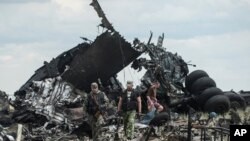 Luganskda yo'q qilingan harbiy samolyot, 14-iyun, 2014