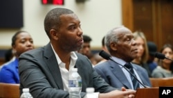 Author Ta-Nehisi Coates accepted a teaching position at Howard University in Washington, D.C.