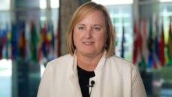 Belarus mencabut persetujuan bagi Duta Besar AS Julie Fisher (foto: dok).