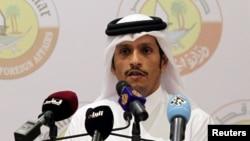 شیخ محمد بن عبدالرحمن آل ثانی، وزیر خارجۀ قطر