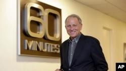 """Jeff Fager, productor ejecutivo de """"60 Minutes"""", el programa de investigación de noticias de CBS, en una foto del 12 de septiembre de 2017. Fages deja CBS tras ser acusado de fomentar un lugar de trabajo abusivo."""