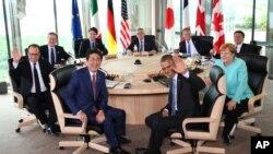 7国集团在日本城市伊势志摩举行峰会。