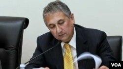 Sanjar Umarov yaqinda Kongress huzurida bo'lib, siyosiy mahbuslar masalasini ko'targan edi