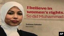 ชาวอังกฤษที่เป็นมุสลิมรณรงค์ทำประชาสัมพันธ์เพื่อให้มีภาพลักษณ์ที่ดีขึ้น