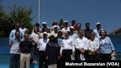HDP'den Polis Ablukasında Grup Toplantısı