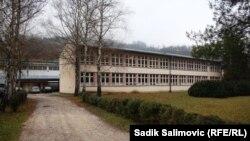 Bosnia and Herzegovina -- The Elementary school Konjevic Polje in Konjevic Polje, November 17, 2017.