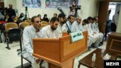 متهمان به اخلال در نظام اقتصادی در دادگاه