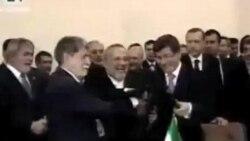 رییس جمهوری برزیل دیدار با احمدی نژاد را لغو کرد