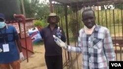 Community Water Alliance inobatsira nemishonga yekuzora mumawoko inodzivirira Coronavirus