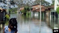 Ít nhất 12 người thiệt mạng vì nước lũ tại Ai Cập